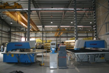 Punching (CNC Punching Machine)