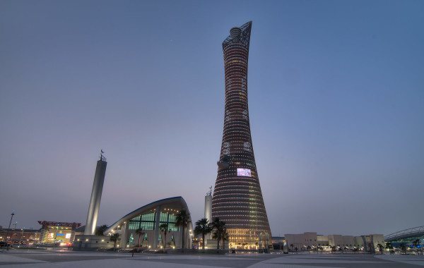 Torch Tower – Aspire